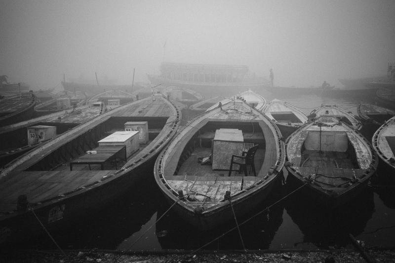 Ganges Fog