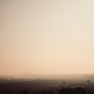 Shah Jahans Last View
