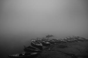 Varanasi Fog