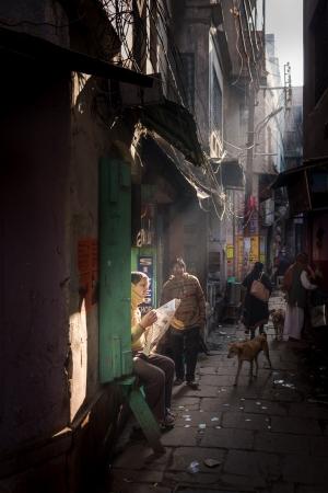 Varanasi Sunlight
