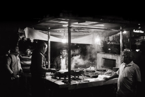 Night Food Stall