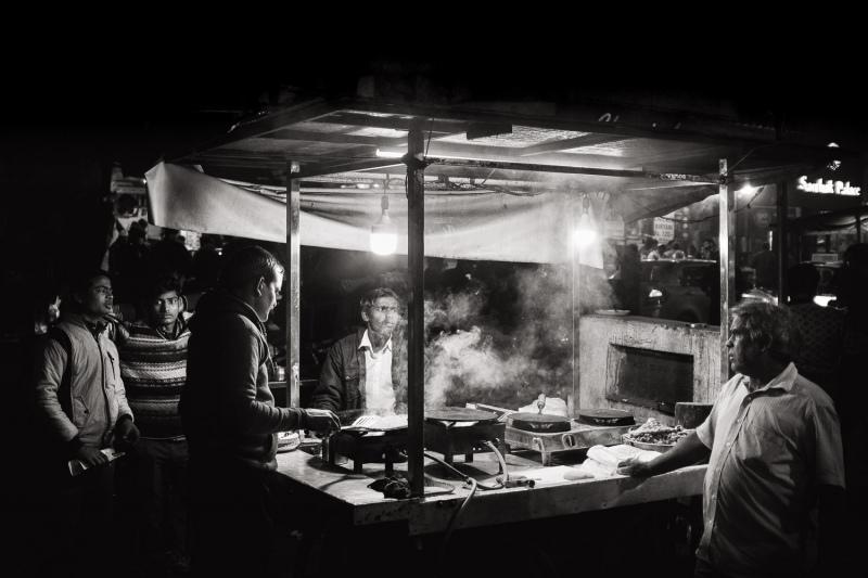 Night Food Stall