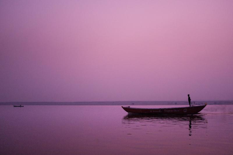 Dawn Boat