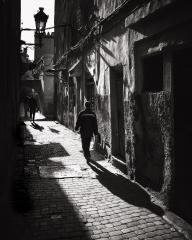 Cobbled Shadows