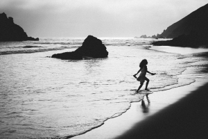 Big Sur Girl