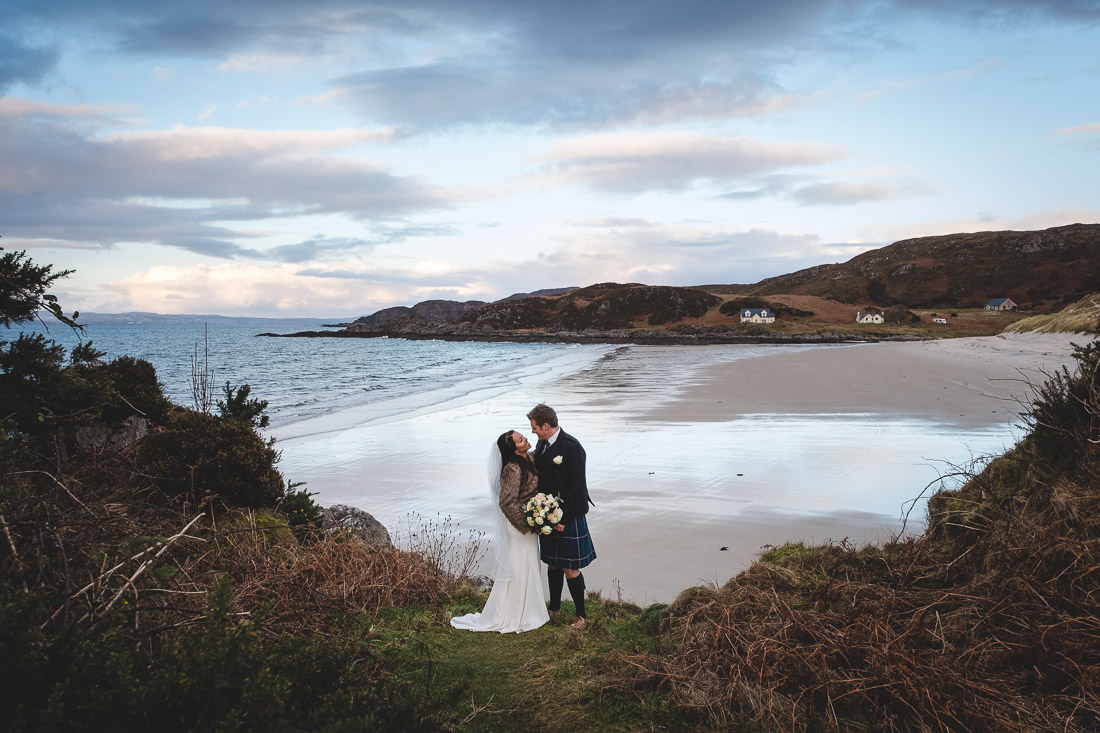 arisaig wedding photography